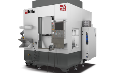 ALL-NEW HAAS UMC-500 SERIES