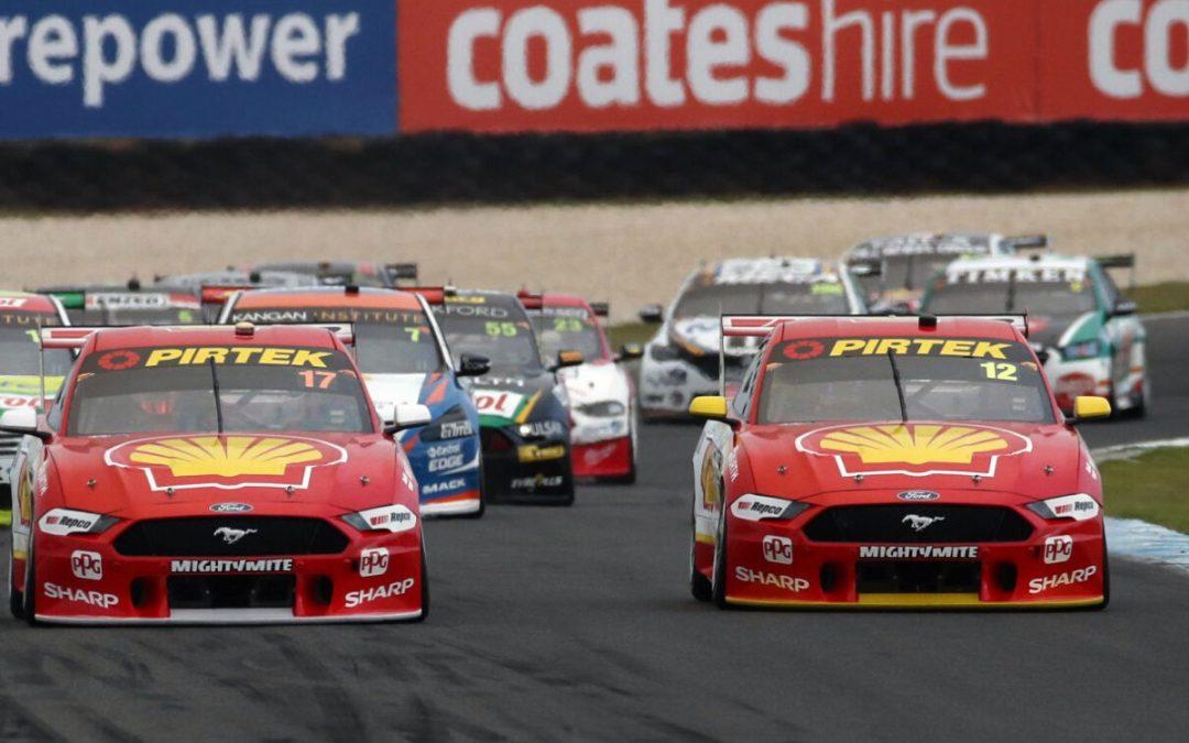 HFO Australia Supports Top 2 Championship Supercar Teams 2019