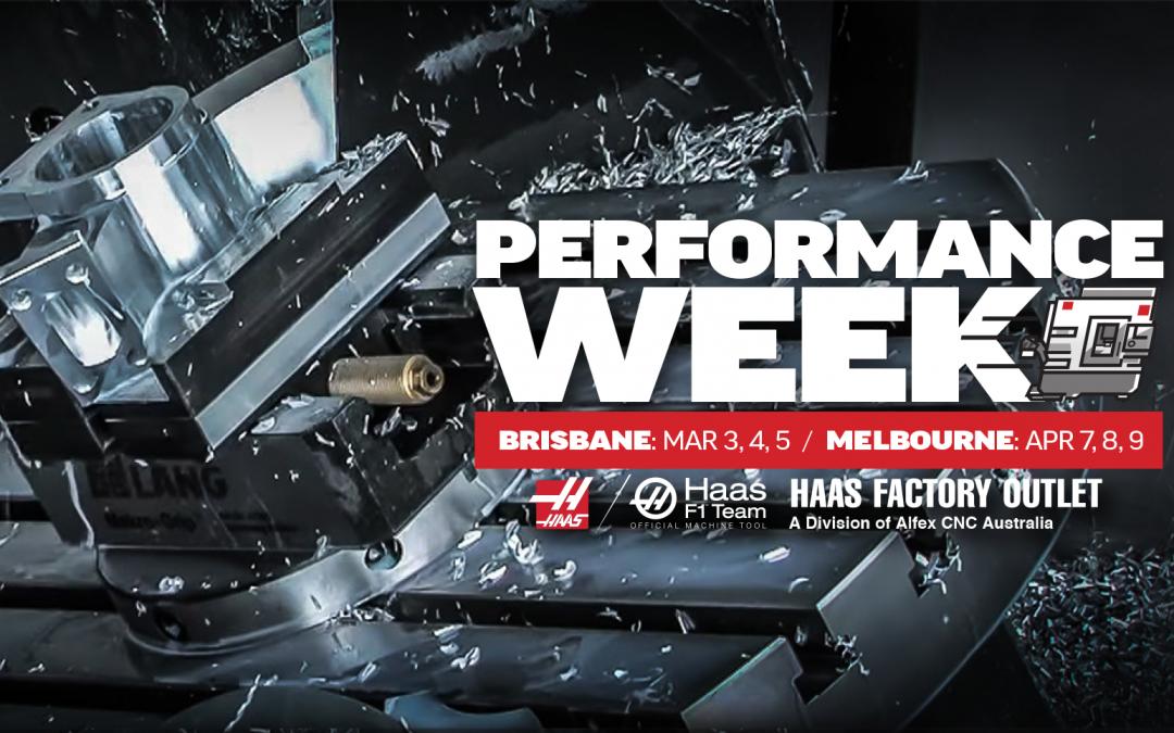 Performance Week 2020